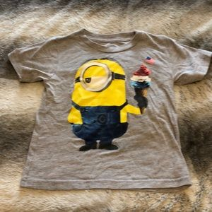 Other - Despicable Me toddler shirt